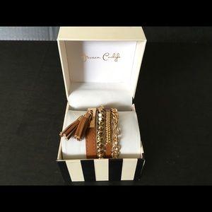NWT Jessica Cavlyle 4 piece bangles  set